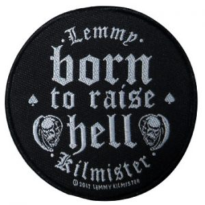 Motorhead: Patch - Born to Raise Hell