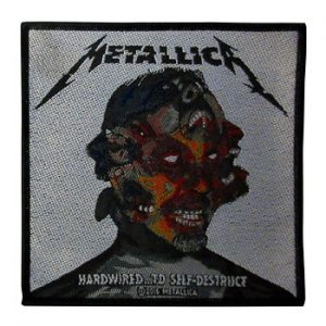 Metallica: Patch - Hardwired to Self Destruct