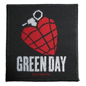 Green Day: Patch - Grenade