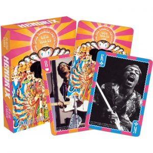 Jimi Hendrix: Playing Cards - Axis Bold As Love