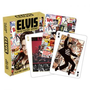Elvis Presley: Playing Cards - Movie Posters