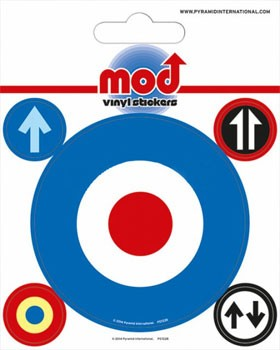 Mods, The: Stickers - Target