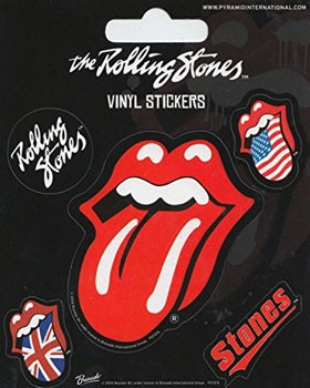 Rolling Stones, The: Stickers - Tongue