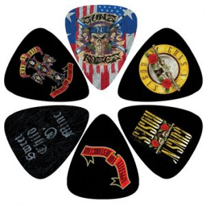 Guns N' Roses: Guitar Picks - Logo
