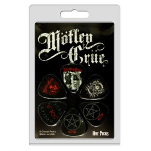Motley Crue: Guitar Picks - Logo