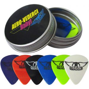 Aerosmith: Guitar Picks - Aero Vederci Baby