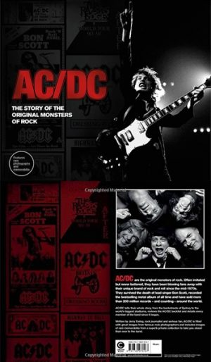 AC/DC: Book - The Story of the Original Monsters of Rock