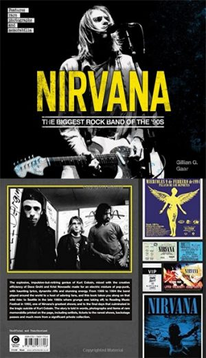 Nirvana: Book - The Biggest Rock Band of the '90s