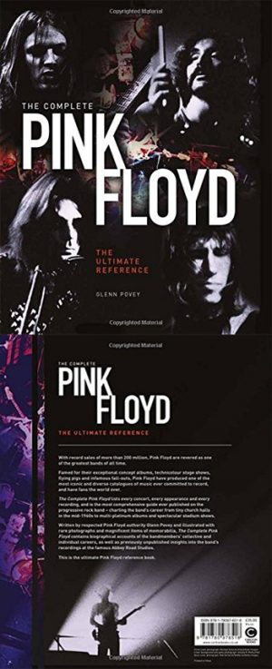 Pink Floyd: Book - The Complete Pink Floyd