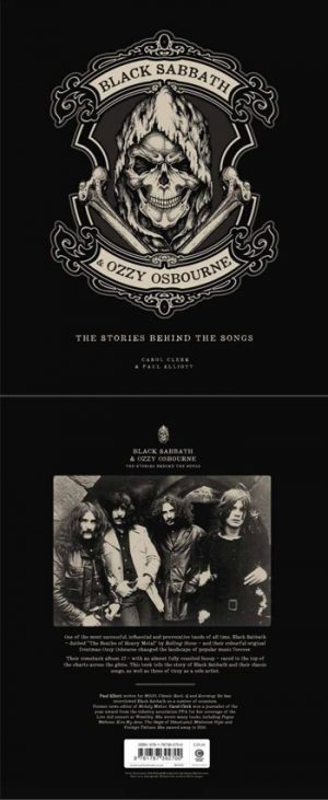 Black Sabbath: Book - The Stories Behind the Songs