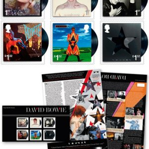 David Bowie: Stamps - Presentation Pack