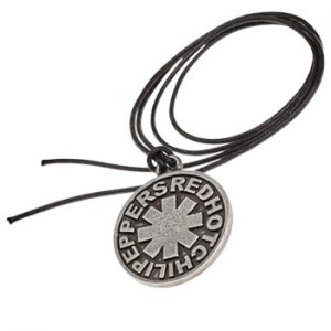 Red Hot Chili Peppers: Pendant - Asterisk Circle
