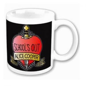 Alice Cooper: Mug - School's Out