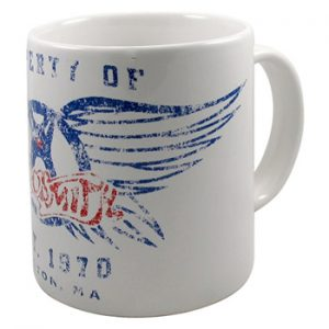 Aerosmith: Mug - Wings Logo