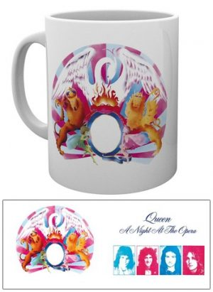Queen: Mug - A Night At The Opera