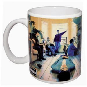 Oasis: Mug - Definitely Maybe