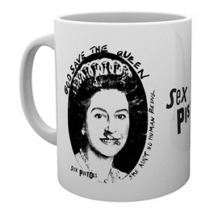 Sex Pistols: Mug - God Save The Queen