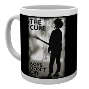 Cure,The: Mug - Boys Don't Cry