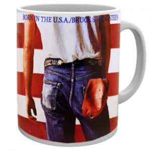 Bruce Springsteen: Mug - Born in the USA