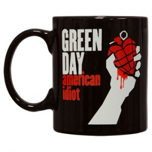 Green Day: Mug - American Idiot
