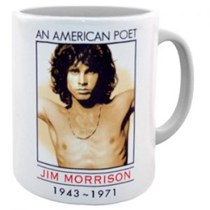 Doors, The: Mug - American Poet
