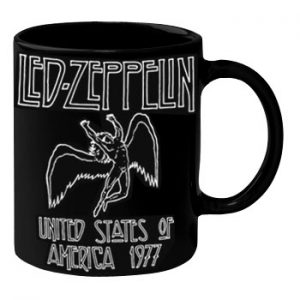 Led Zeppelin: Mug - '77 USA Tour