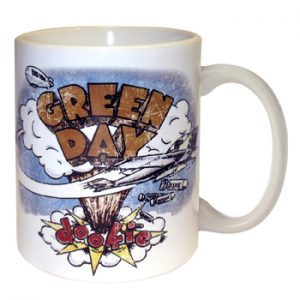 Green Day: Mug - Dookie