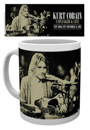 Kurt Cobain: Mug - Unplugged