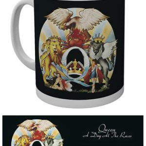 Queen: Mug - Day At The Races