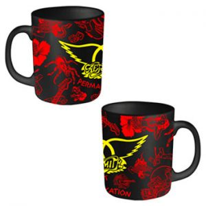 Aerosmith: Mug - Permanent Vacation